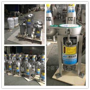 LDDL-1P1S1號頂入袋式過濾器
