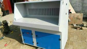 DM陜西西安除塵打磨工作臺除塵設備廠家直銷