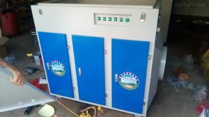 GY重庆光氧催化式废气净化器环保设备厂家直销