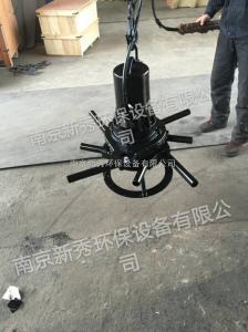 QXB污水生化处理曝气增氧机 潜水离心式曝气机