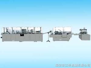 DCT-250型藥品包裝自動生產線