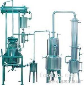WTD型多功能提取濃縮回收裝置