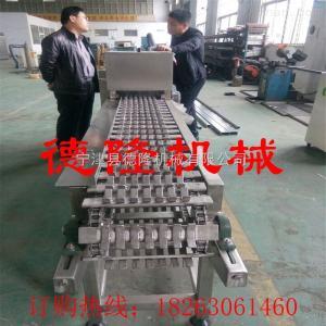 dl-009玉米切段機 速凍玉米切段機