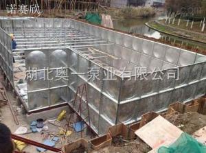 定制荆州 消防水箱/屋顶水箱安装
