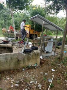 直徑杭州太陽能雨污分流器,自控截污裝置