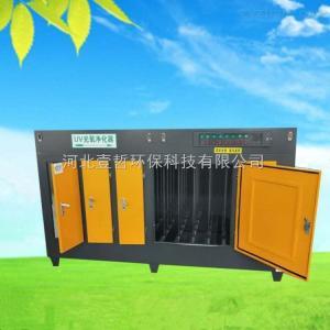 齊全噴漆廢氣推薦使用光氧催化廢氣處理設備