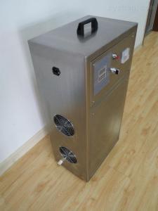 SW-003岳阳污水处理不锈钢型臭氧发生器