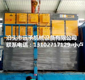 河南工業廢氣處理環保設備 UV光氧除臭凈化器配套水噴淋塔