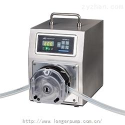WT600-3J不銹鋼工業蠕動泵WT600-3J