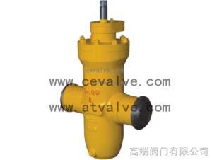 焊接端燃氣平板閘閥