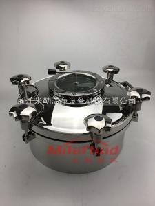 DN400壓力視鏡人孔,壓力帶刷視鏡人孔,壓力視鏡人孔生產標準