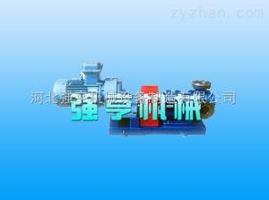 qh河北強亨高粘度轉子泵應用廣泛噪音低