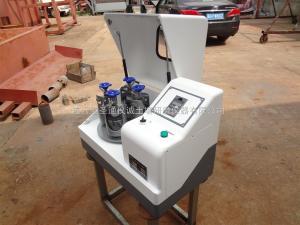 ST4-4L供應無污染第三方檢測磨土機