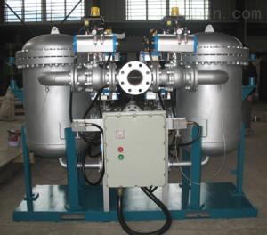 304不銹鋼電動刷式自清洗過濾器