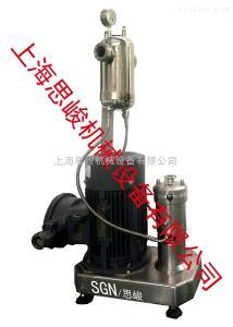 GMD2000/4納米均質研磨分散機,面筋粉研磨分散機