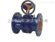國標蝶式流量平衡閥 KPF-16流量平衡閥DN65 125 平衡閥