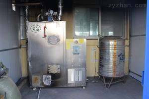 100KG旭恩可調式100KG生物質顆粒蒸汽鍋爐