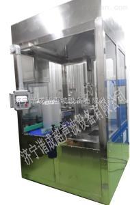 XE原料用铝桶全自动清洗机