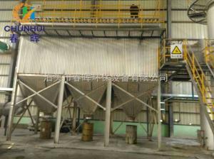 DMC-120袋湖南生物質鍋爐單機布袋除塵器外形構造