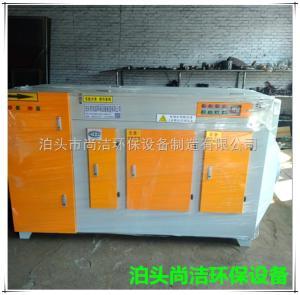 SJ-GD-10000光氧等離子一體機 廢氣處理成套設備