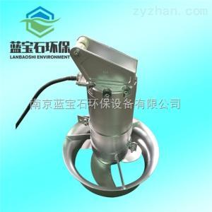 QJB工业用电380V潜水搅拌机