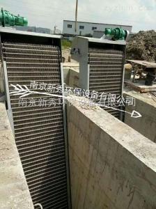 GSHZ除污机回转式机械格栅 耙齿 细格栅 粗格栅