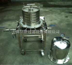 不銹鋼正壓過濾器廠家
