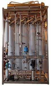 LDZ列管式蒸馏水机
