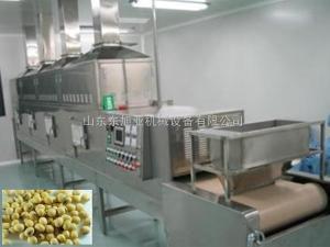 DXY-100大豆微波烘干熟化设备
