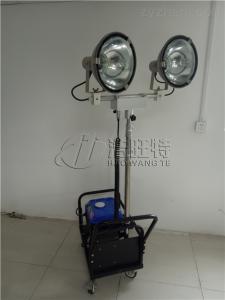 雅馬哈汽油機輕型升降泛光燈