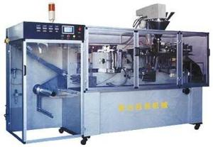 HDF-2/3粉剂、液体水平式自动包装机