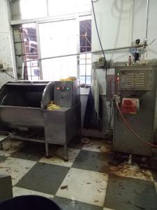 800*750*1550旭恩30KG天然氣蒸汽發生器安全性