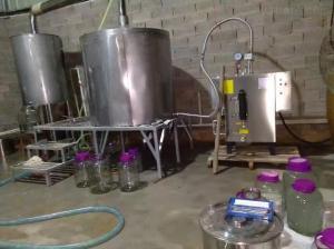 蒸汽发生器可以用于制药厂MIEJUN处理
