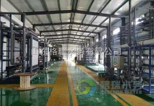 GR-RO-2日照钢铁水处理设备生产厂家