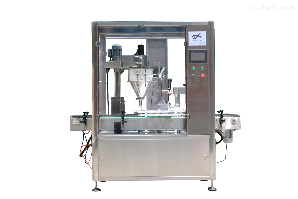 XT-FJ30粉劑灌裝旋蓋一體機適用范圍
