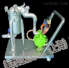 MYF移動單袋過濾器