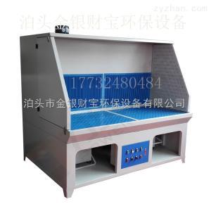 齐全厂家直销 定制生产 家具房专吸尘除尘打磨台