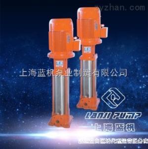 XBD-GDL消防稳压泵特点