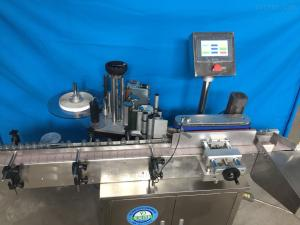 DY-15T生产制造圆瓶不干胶贴标机