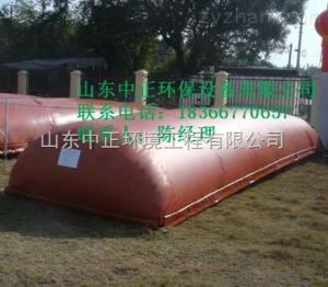 红泥软体沼气池使用方法