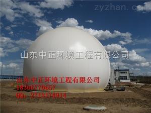 合理利用双膜气柜实现能源环保效益