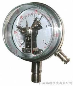 HR不锈钢电接点压力表