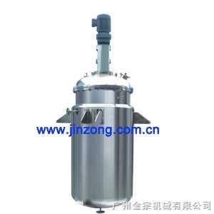 YFX保溫冷卻發酵罐