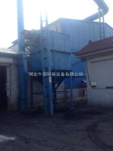 铸造企业电炉浇注造型除尘器整改方案