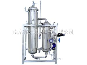 南京電加熱全自動雙管板純蒸汽發生器
