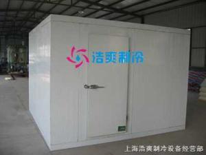 按需訂做疾控中心冷庫設計