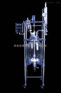 30L双层玻璃反应釜