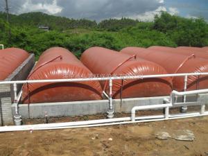 定制软体沼气发酵袋造价、图纸参考