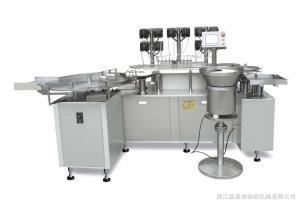 KGS10高速液体灌装加塞机