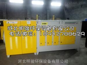 MJ-YTJ-15000印刷廠廢氣凈化器等離子uv光氧一體機設備